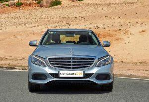 Đánh giá Xe Mercedes-Benz C250 Exclusive 2017 chính hãng