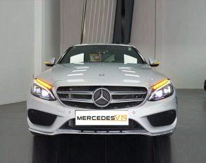 Đánh giá xe Mercedes-Benz C300 AMG 2017