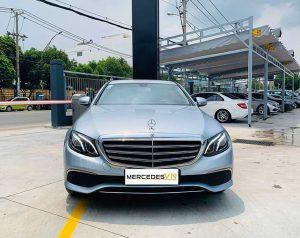 Đánh giá xe Mercedes-Benz E200 2017
