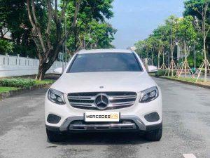 Đánh giá xe Mercedes-Benz GLC 250 4MATIC 2017