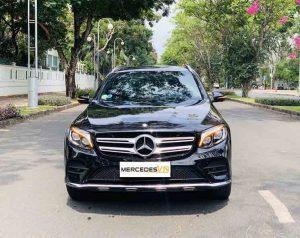 Đánh giá xe Mercedes-Benz GLC 300 4MATIC 2017