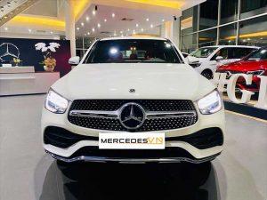 Đánh giá xe Mercedes-Benz GLC 300 4MATIC Coupe 2020
