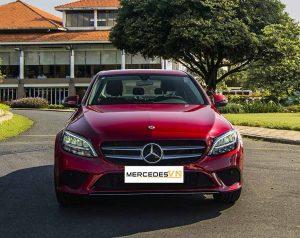 Mercedes C180 2020 Đỏ