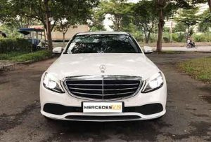 Mercedes C200 Exclusive 2019 tại MercedesVN