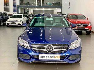 Mercedes C200 model 2018 tại Mercedesvn Auto