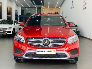 Mercedes GLC 200 sản suất 2019 siêu Lướt 6.640 km