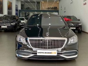 Mercedes Maybach S450 4MATIC 2019 tại MercedesVN