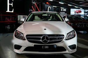Đánh giá xe Mercedes-Benz C180 2021