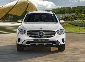 Đánh giá xe Mercedes-Benz GLC 200 2021