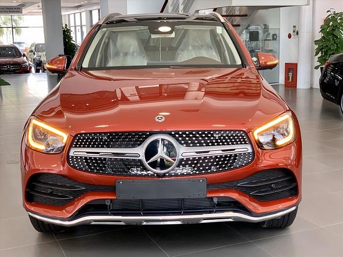 Đánh giá xe Mercedes-Benz GLC 300 4MATIC 2021 (1)