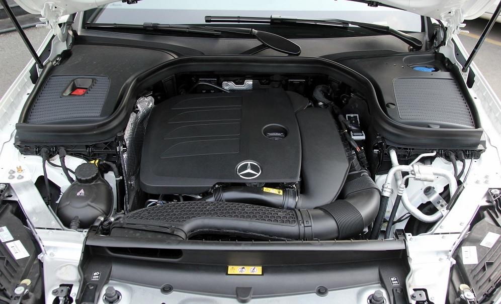 Đánh giá xe Mercedes-Benz GLC 300 4MATIC 2021