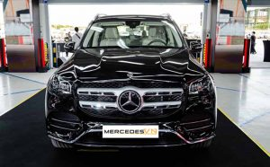 Đánh giá xe Mercedes-Benz GLS 450 4MATIC 2021