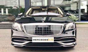 Đánh giá xe Mercedes-Maybach S560 4MATIC 2021