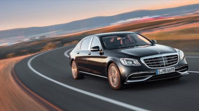 Đánh giá xe Mercedes-Maybach S650 2021