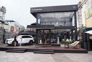 Đại lý Mercedes Việt Nam Star Cần Thơ - Nhiều dịch vụ chất lượng 5 sao