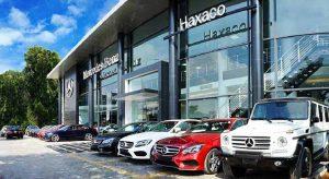 Giới thiệu đại lý Mercedes Haxaco Hàng Xanh - Quận Bình Thạnh - Tp. HCM