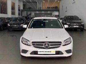 Mercedes C200 2019 đã qua sử dụng tại MercedesVN