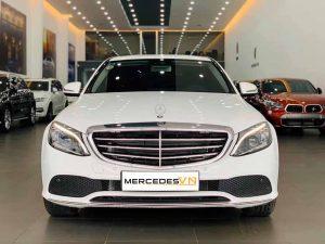 Mercedes C200 Exclusive 2020 đã qua sử dụng giá bán hấp dẫn
