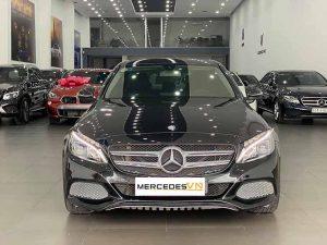 Mercedes C200 model 2016 đã qua sử dụng tại MercedesVN