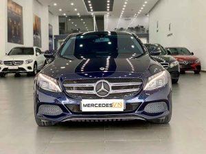 Mercedes C200 model 2018 đã qua sử dụng tại MercedesVN