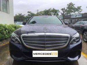 Mercedes C250 Exclusive 2016 đã qua sử dụng