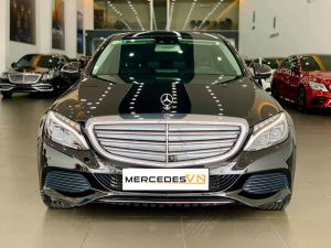 Mercedes C250 Exclusive 2018 tại MercedesVN
