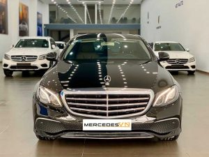 Mercedes E200 2018 đã qua sử dụng tại MercedesVN