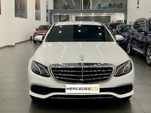 Mercedes E200 Exclusive 2020 tại MercedesVN