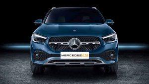 Đánh giá xe Mercedes-Benz GLA 200 2021 (3)
