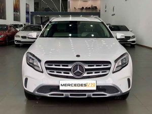 Mercedes GLA 200 facelift model 2019 tai MercedesVN