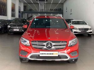 Mercedes GLC 200 model 2019 tại MercedesVN