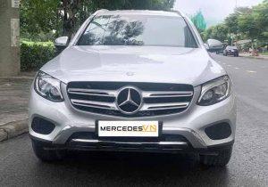 Mercedes GLC 250 4MATIC model 2018 đã qua sử dụng tại MercedesVN