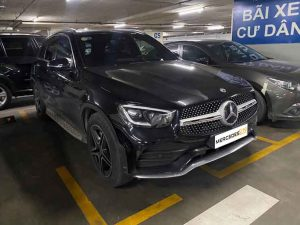 Mercedes GLC 300 4MATIC 2020 đã qua sử dụng tại MercedesVN