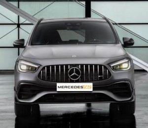Đánh giá xe Mercedes-AMG GLA 45 4MATIC 2021