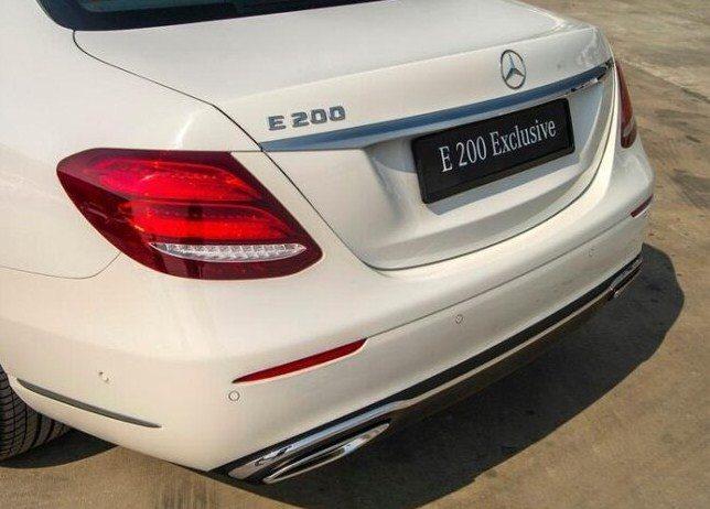 Đánh giá xe Mercedes-Benz E200 Exclusive 2021