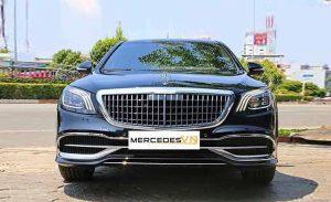 Đánh giá xe Mercedes-Maybach S450 4MATIC 2021