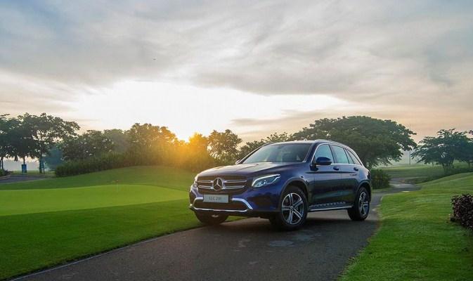 Đánh giá xe Mercedes-Benz GLC 200 2017