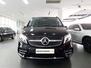Đánh giá xe Mercedes-Benz V250 AMG 2020