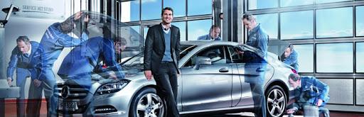 Bảo dưỡng xe Mercedes 199