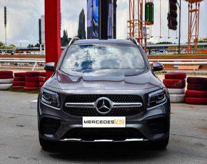 Mercedes GLB 200 AMG 2020 màu Xám mới ra mắt
