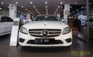 So sánh Mercedes C180 2020 và Mercedes-Benz C200 Exclusive 2020