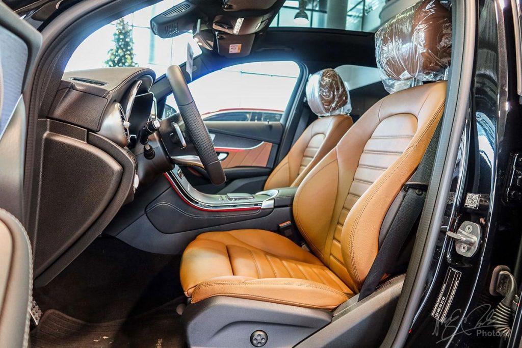 Đánh giá xe Mercedes-Benz GLC 300 4Matic 2020 CBU nhập khẩu
