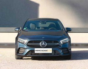 Mercedes AMG A35 4MATIC Sedan 2020 mới ra mắt